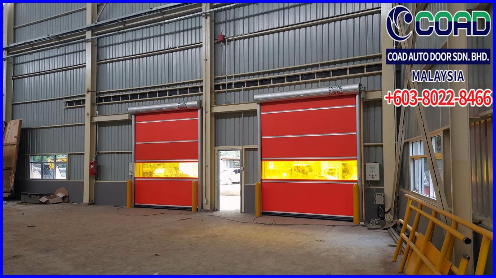 High Speed Door COAD Auto Door Malaysia Steel Roller Shutter Doors Shutter Doors & High Speed Door COAD Auto Door Malaysia Steel Roller Shutter Doors ...