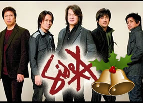 List of Melodia Christmas Songs