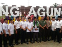 Taman Pusat Budaya Tanjung Agung Siap dibuka Untuk Umum