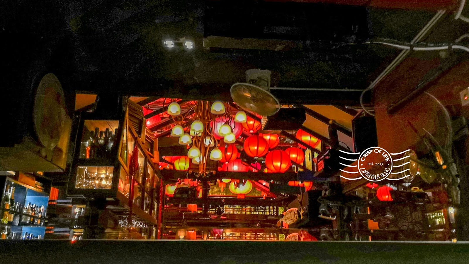 The Junk Cafe @ Wayang Street, Kuching, Sarawak