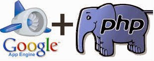 GoogleApp Engine 1.9.0 with php