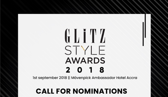 Call for Nominations for Glitz Style Awards 2018