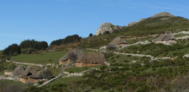 Rutas por Asturias de Braña Mumián