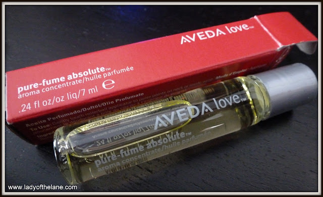 Aveda Love Pure-fume Absolute Review