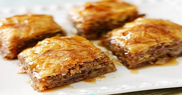 Apple Cinnamon Baklava Recipe