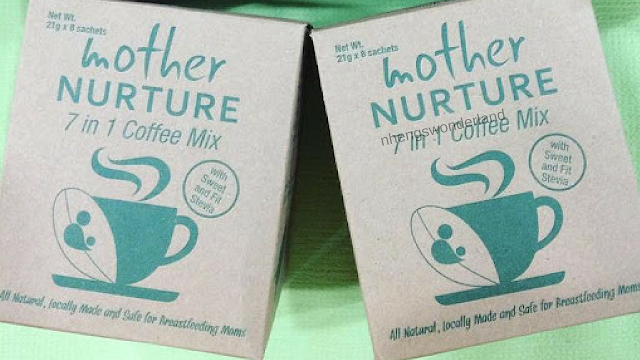 Mother Nurture 7 in 1 Coffee Mix