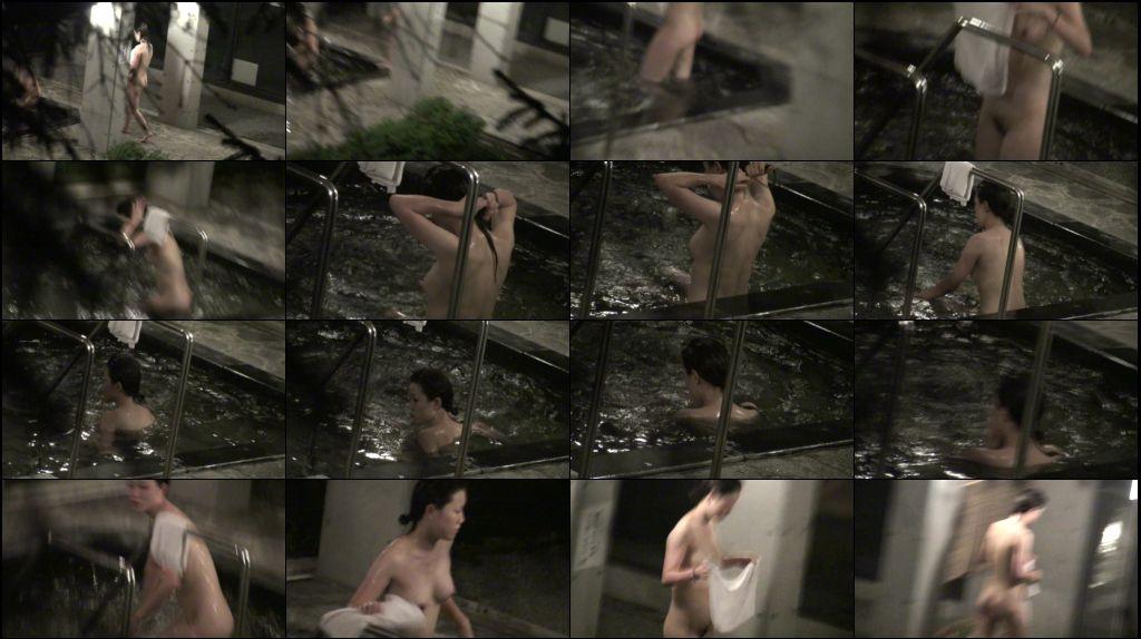 Aqua な露天風呂 Vol.340