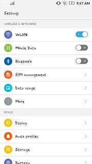 [ROM] Vibe UI v3.0 for Cherry Mobile Flare S4 [MT6753] Screenshots
