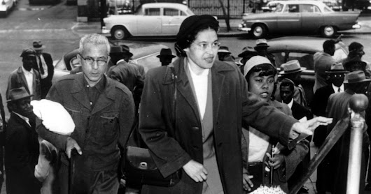 Rosa Park - This Day in History