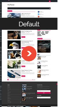 Surface - Responsive Magazine Blogger Theme - 24