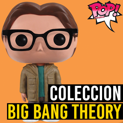 Lista de figuras funko pop de Funko POP The big bang theory
