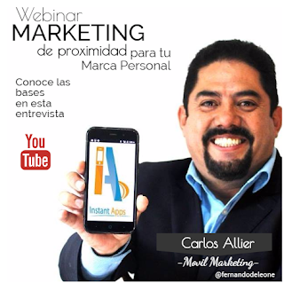 marketing de proximidad, marca personal