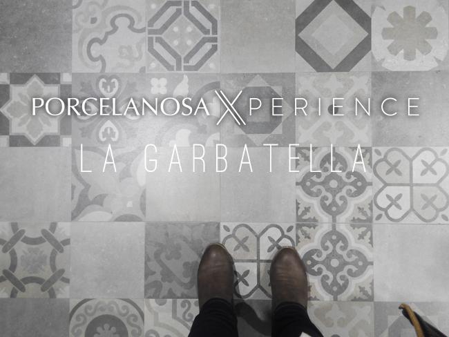 Porcelanosa experience novedades 2016 la garbatella for Novedades decoracion 2016