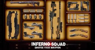 Inferno Squad MOD APK