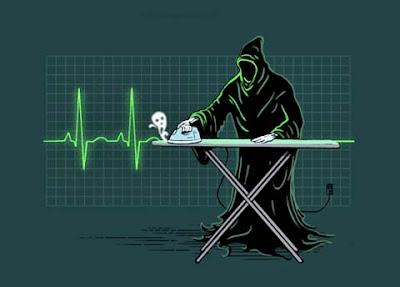 Tod und sterben - lustige Bilder