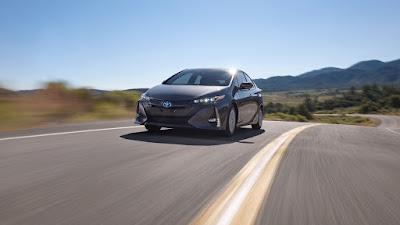 Toyota Prius 2017 Plugin Hybrid
