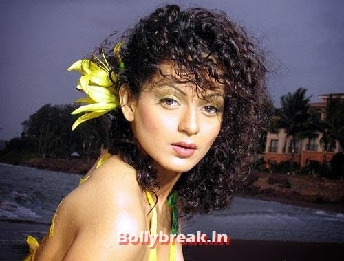 Kangna Ranaut in Woh Lamhe, Bollywood Actresses Lip Surgery Pics - Before & After