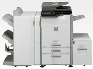 Sharp MX-M564N Printer Drivers Download