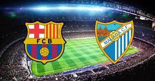 موعد مباراة برشلونة ومالاجا في الدوري الإسباني السبت 21/10/2017