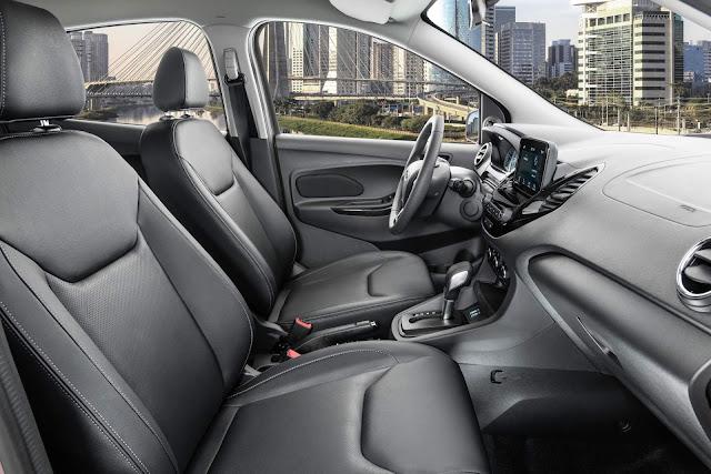 Ford Ka Sedan 2019 Automático
