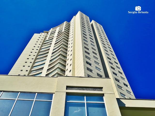 Perspectiva inferior do Edifício Família Mooca - Mooca - São Paulo