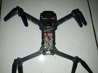 Cara Mengganti Gear Drone Eachine E58 - OmahDrones
