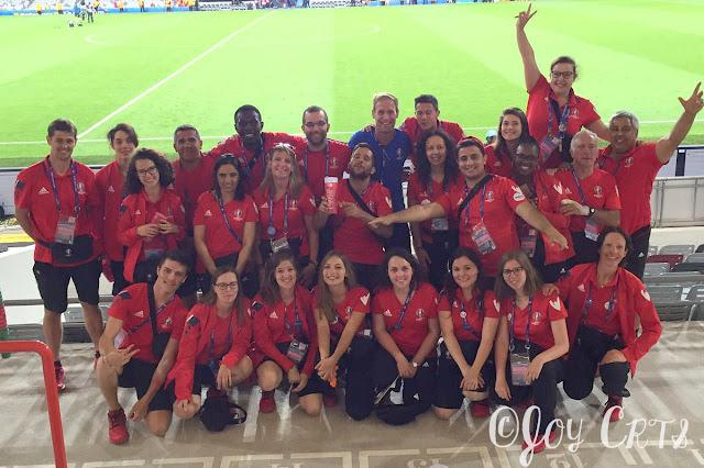 Photo de groupe EURO 2016