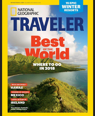 Majalah National Geographic Traveler