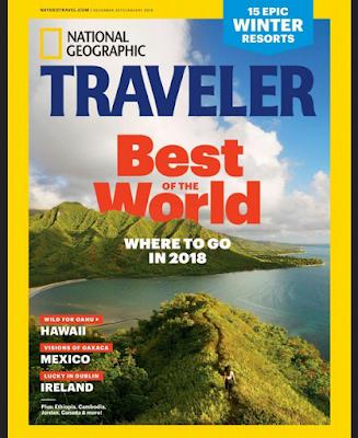 Majalah National Geographic Traveler