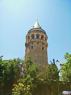 Turquie Istanbul tour Galata