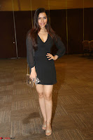 Kyra Dutta in black At Rogue Movie Audio Launch ~  060.JPG