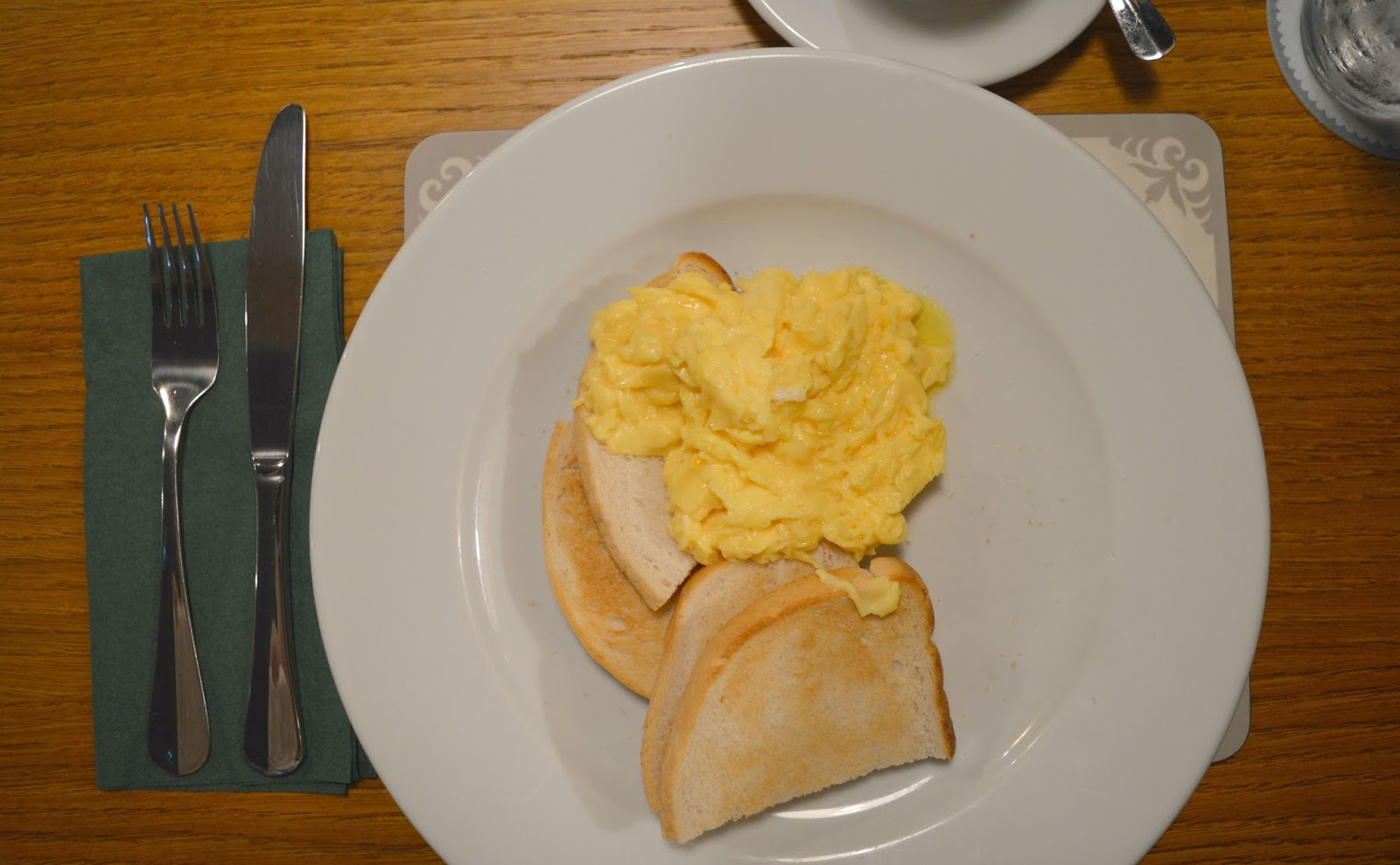 The King's Lodge Inn, Durham Breakfast