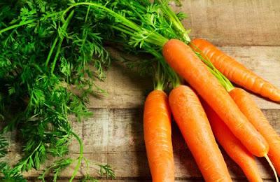 Comment lutter contre le relâchement cutané du visage avec les carottes?