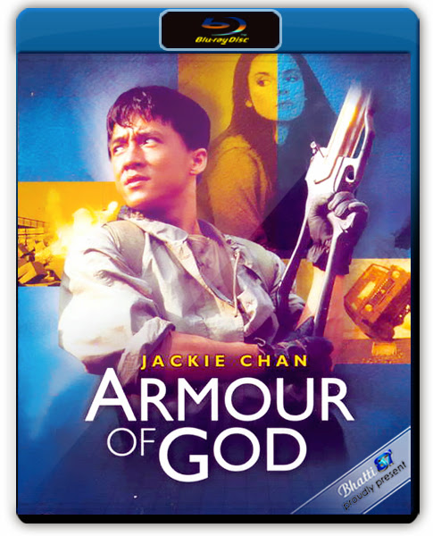 Armour of God 1986 Hindi Dubbed Dual BRRip 300mb