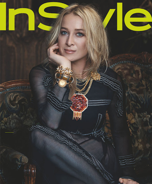 Actress, @ Asher Keddie - InStyle Australia, August 2016