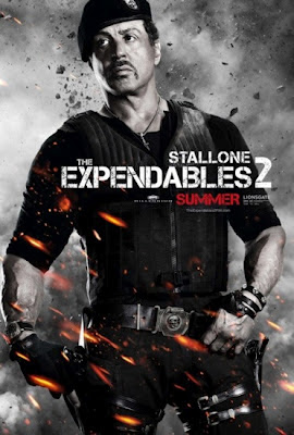 Sylvester Stallone The Expendables 2 2012
