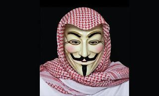 Guy Fawkes Mask Qaswra Hafez Dhahran Saudi Arabia blog