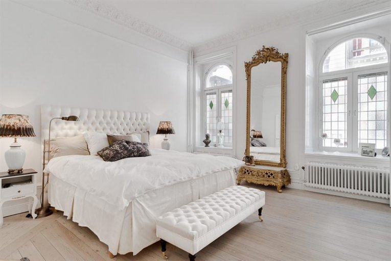 Hus Inspiration Inredning Fint sovrum