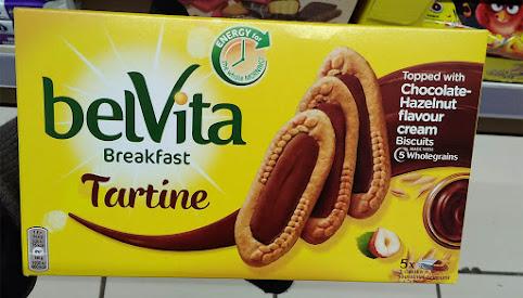 Ciastka, Belvita
