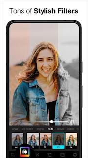 تحميل تطبيق Filter images - Lumii -عوامل تصفية للصور - Lumii
