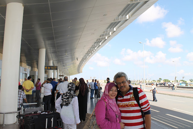 Perjalanan Ke Egypt