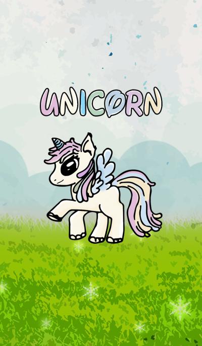 Morning Unicorn
