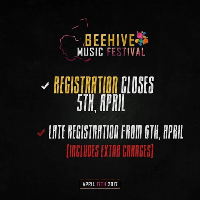 Beehive Music Festival | Registration is On