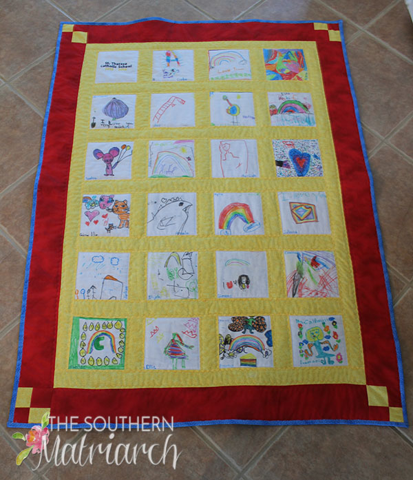 Southern Matriarch: June 2016