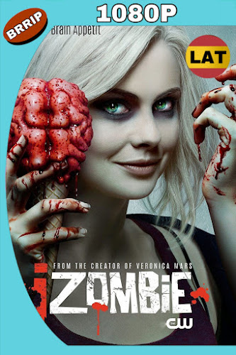IZOMBIE TEMPORADA 01 BRRIP 1080P LATINO-INGLES MKV