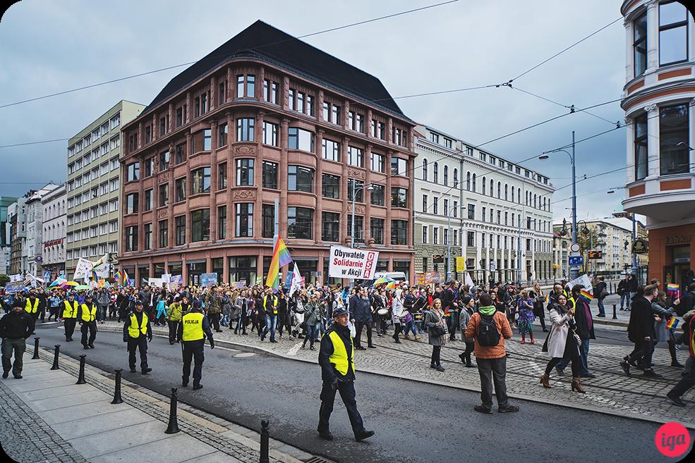 Festiwal Równych Praw - Kultura Równości Wrocław