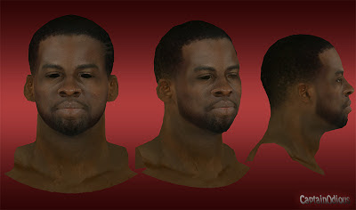 NBA 2K13 Draymond Green Cyberface Mod