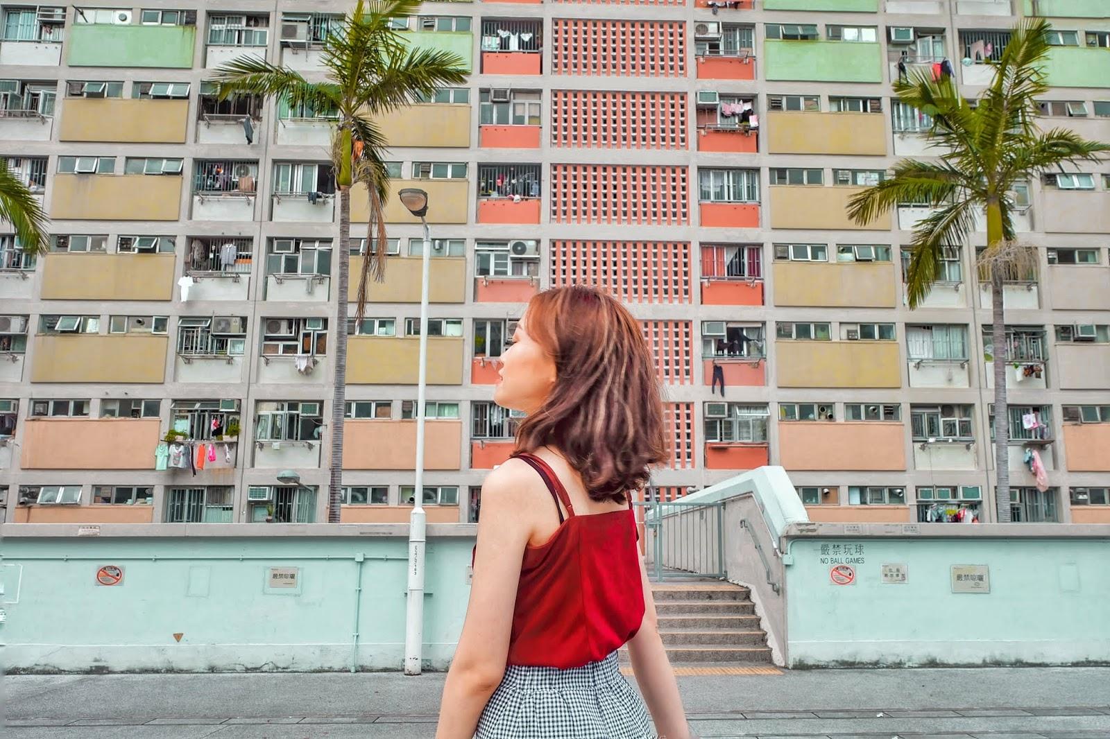 HONG KONG & MACAU 5D4N ITINERARY - Eunice C