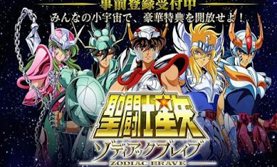 Download Saint Saiya Zodiac Battle Android