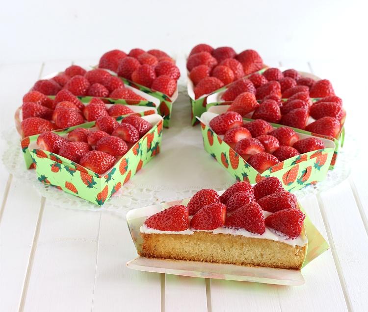 Erdbeer-Quark-Kuchen 3